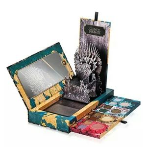 Game of thrones urban decay palette makeup